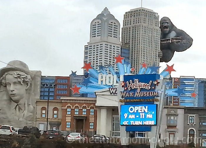 Hollywood Wax Museum Pigeon Forge Tennessee