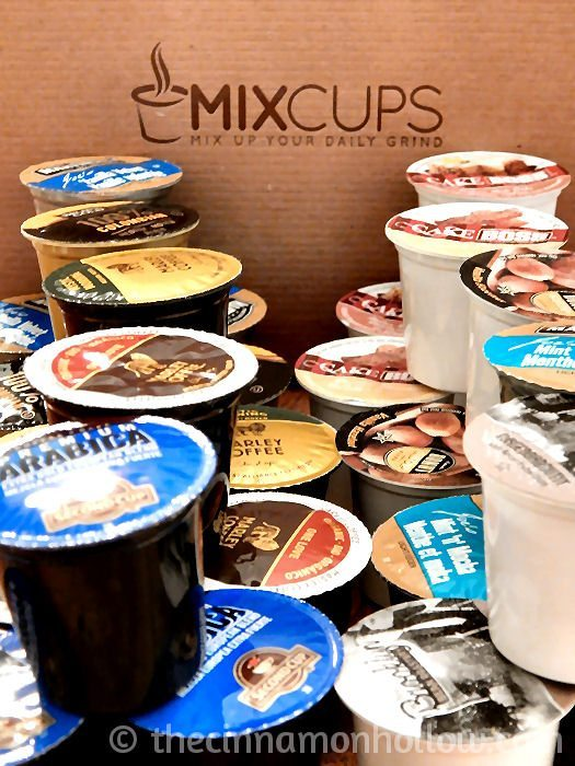 MixCups Monthly Coffee Subscription #mixcups #singlecupcoffee
