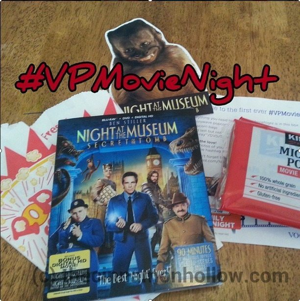 Night At The Museum: Secret Of The Tomb #VPMovieNight #Giveaway @Vocalpoint