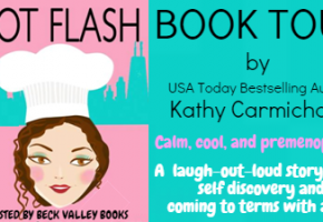 Hot Flash By Kathy Carmichael $25 Gift Card #Giveaway