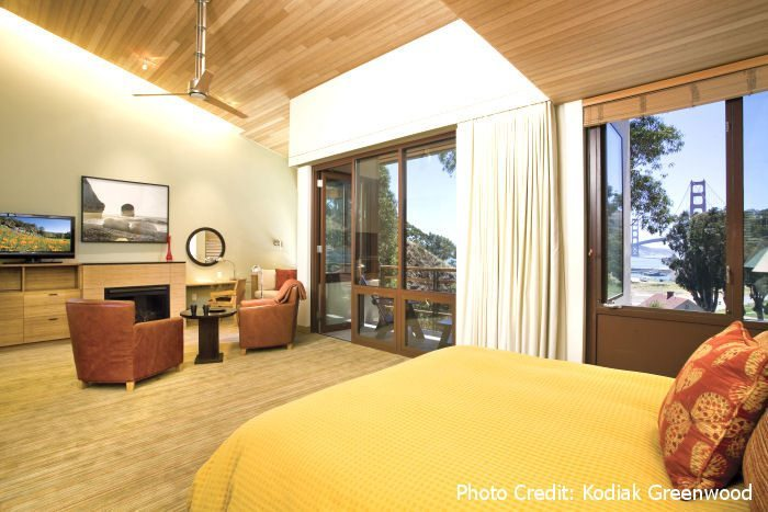 Mother's Day Travel Gift Ideas: Cavallo Point Lodge