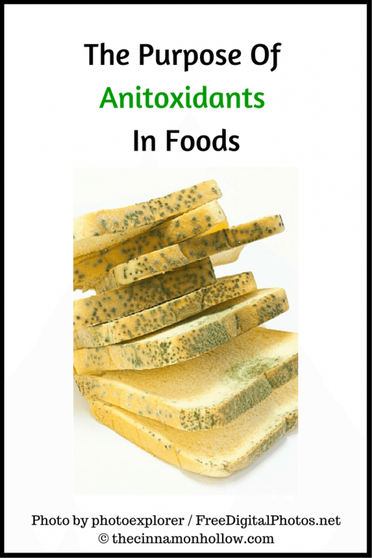 What Is The Purpose Of Antioxidants In Foods