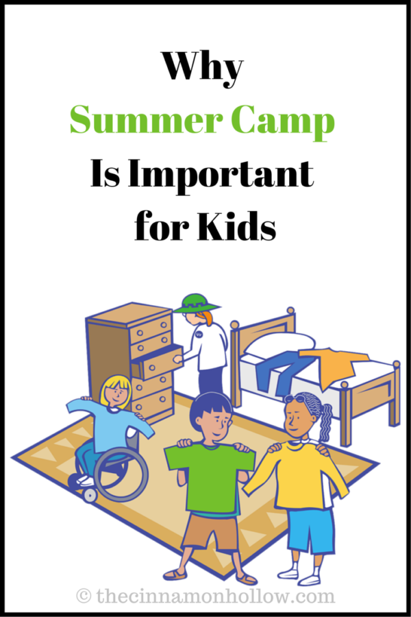 Why Summer Camp Is Important for Kids
