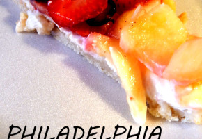 Free Kraft Cookbook: PHILADELPHIA Fruit Pizza
