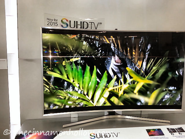 Samsung 4K SUHD TV at Best Buy