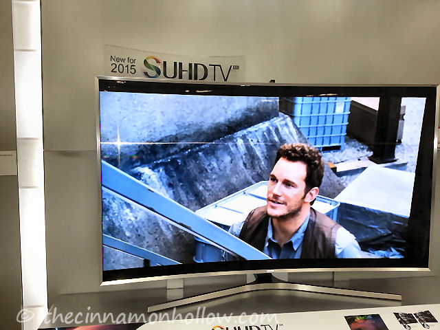 Samsung SUHD 4K TV at Best Buy