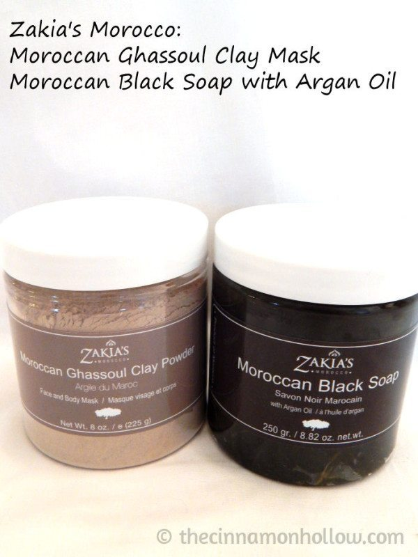 Zakia's Morocco Beauty Products