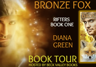 Bronze Fox by Diana Green (Rifters Book 1)