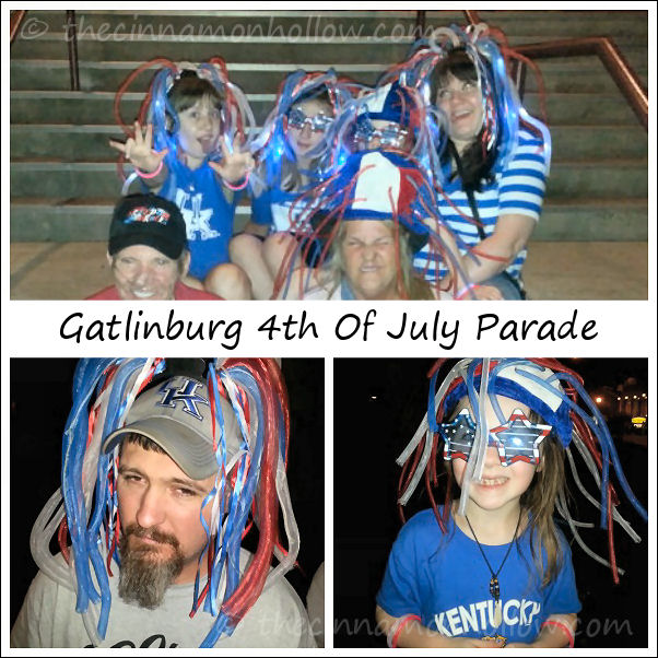 Gatlinburg First In The Nation Parade
