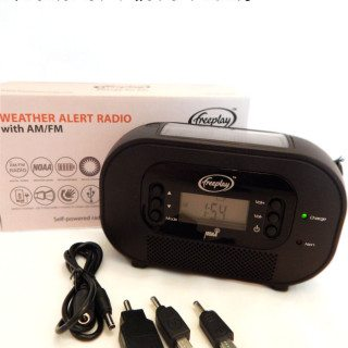 Encore Buddy Weather Alert Radio With AM/FM