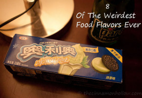 8 Of The Weirdest Food Flavors Ever