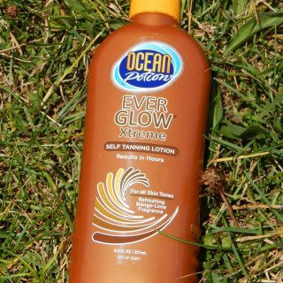 Self Tanner Tips: Ocean Potion Ever Glow Xtreme Self Tanning Lotion