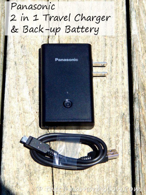 Panasonic Mobile Charger QE-AL102K