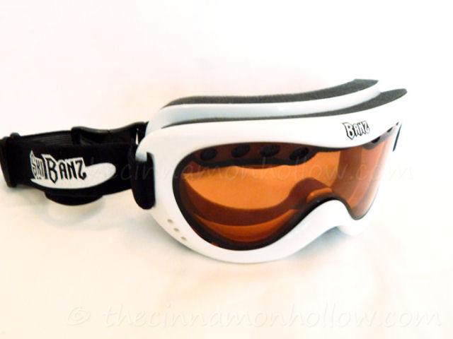 Ski Banz Baby BanZ Goggles