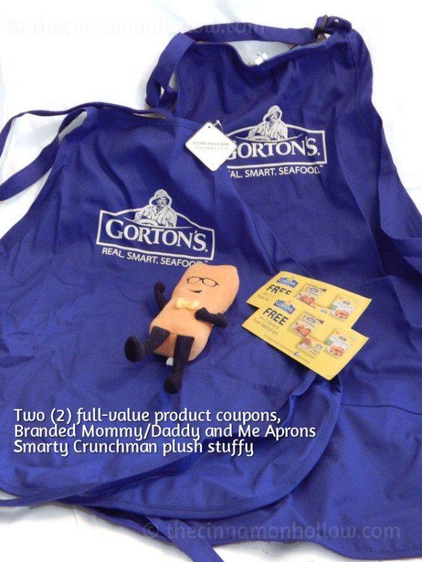 Gorton's Smart & Crunchy Giveaway