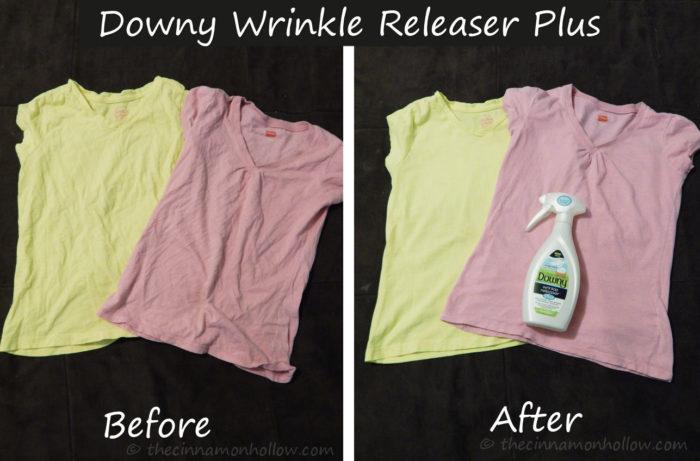 Downy Wrinkle Releaser Plus Crisp Linen