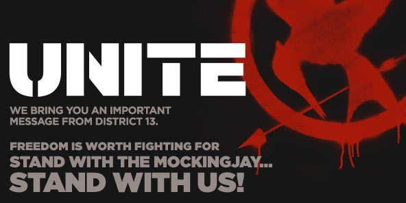 The Hunger Games Mockingjay 2: A Message From District 13