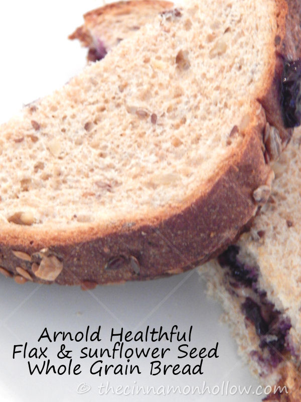 Arnold Healthful Flax & Sunflower Bread