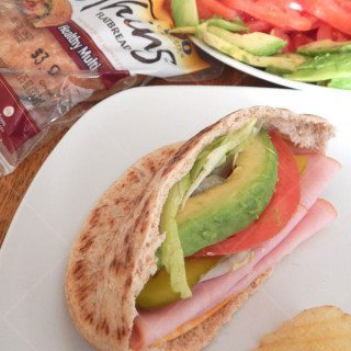 Healthier Sub Sandwiches