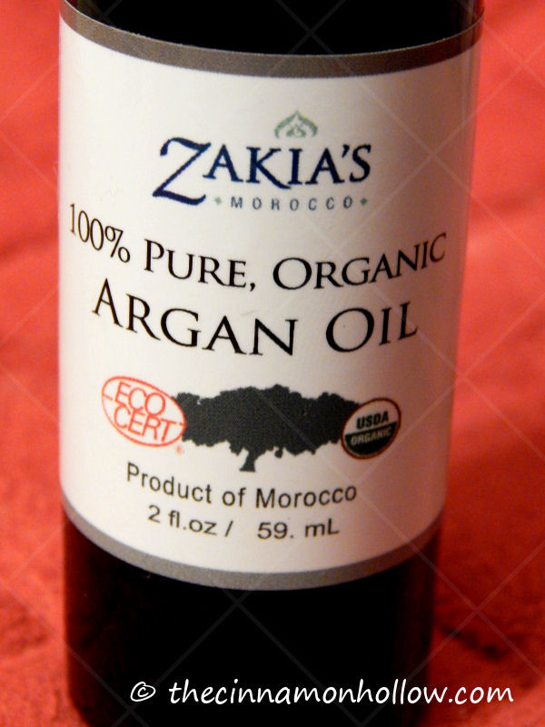 Zakia's Argan Oil