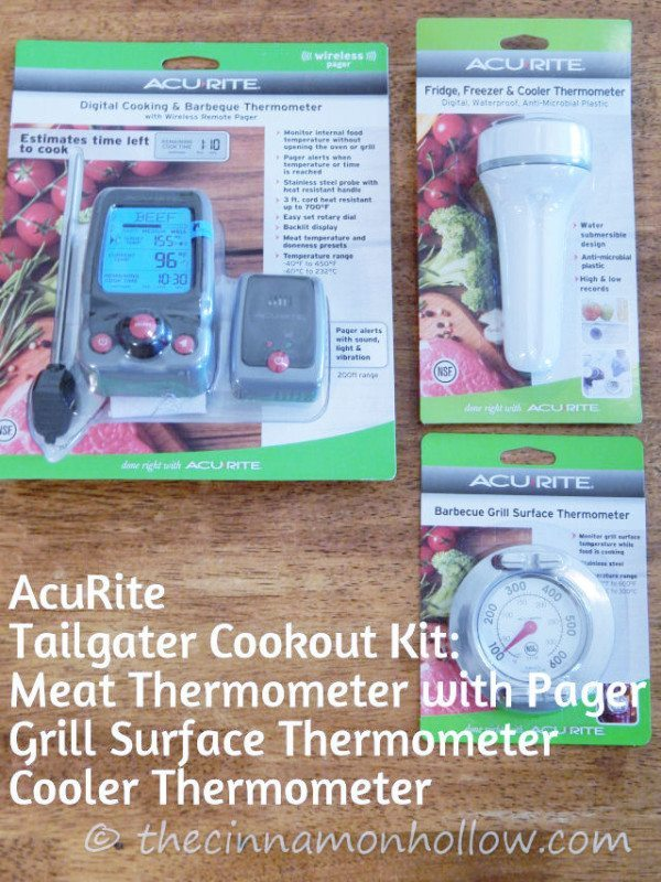 AcuRite Tailgating Kit