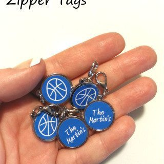 Decorate Your Gear With Cute Zipper Tags