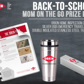 Orkin Household Pests 101 Back to School Pack Giveaway