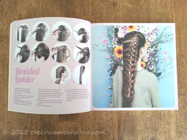 Frozen Inspired Hairstyles: Braided Ladder