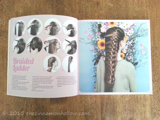 Frozen Inspired Hairstyles: Braided Ladder
