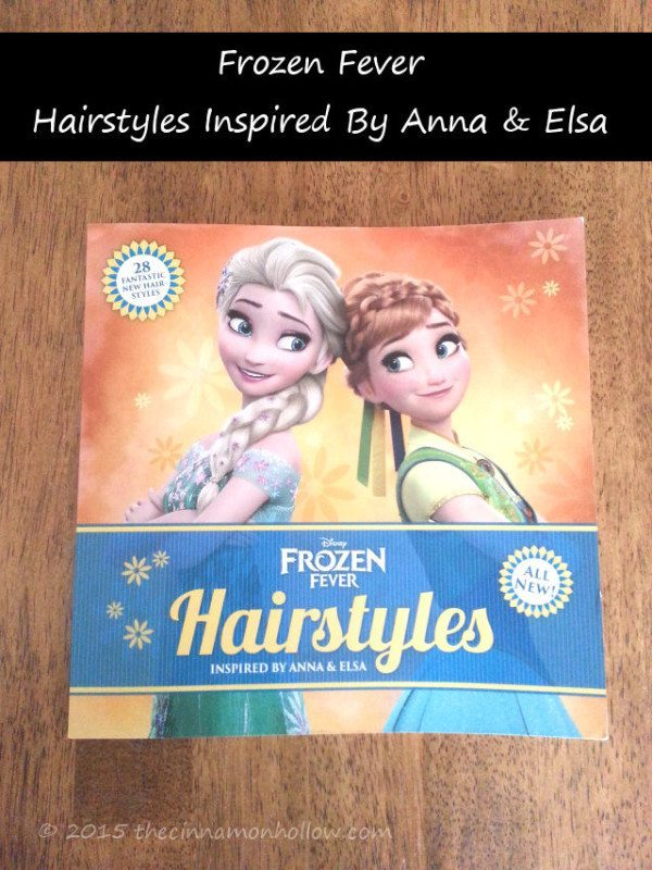 Disney Frozen Inspired Hairstyles