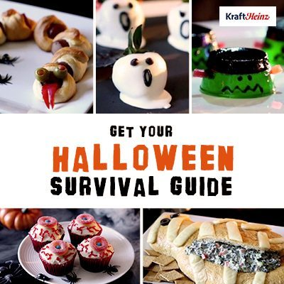 Get Your Free Halloween Survival Guide