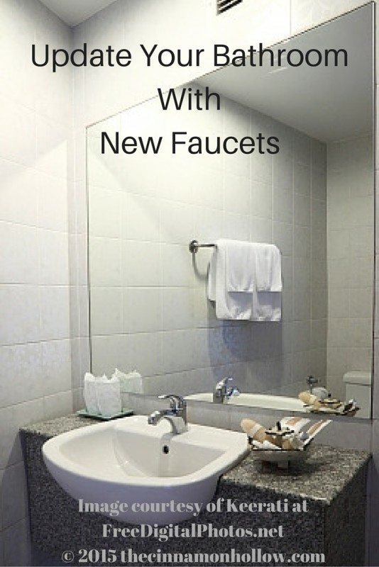 Update Your Bathroom With New Faucets