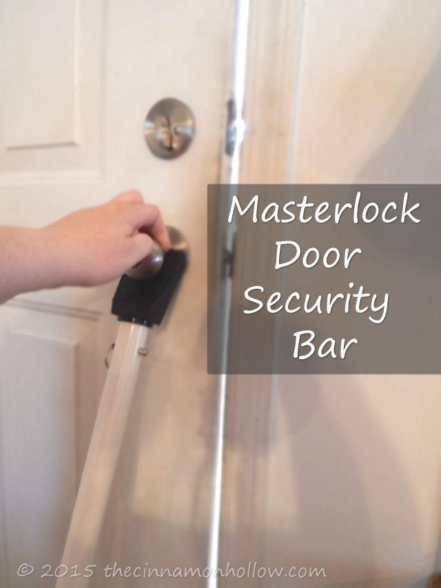 Masterlock Door Security Bar
