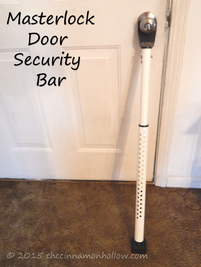 Masterlock Door Security Bar