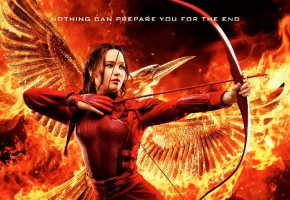 THE HUNGER GAMES: MOCKINGJAY – PART 2 Final Poster