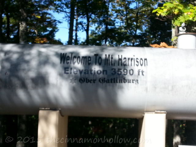Mt. Harrison Ober Gatlinburg