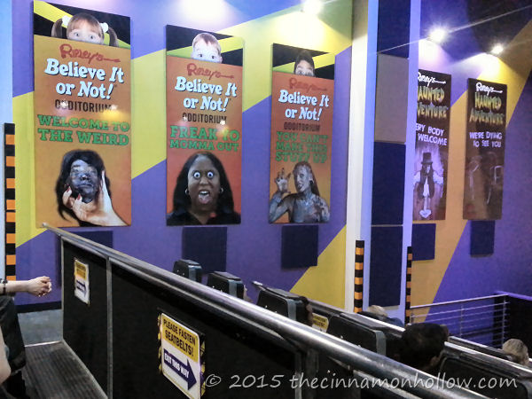 Ripleys 5D Moving Theater