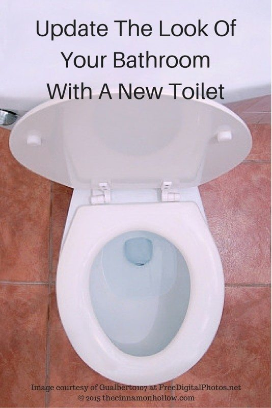 Update The Look Of Your Bathroom With A New Toilet