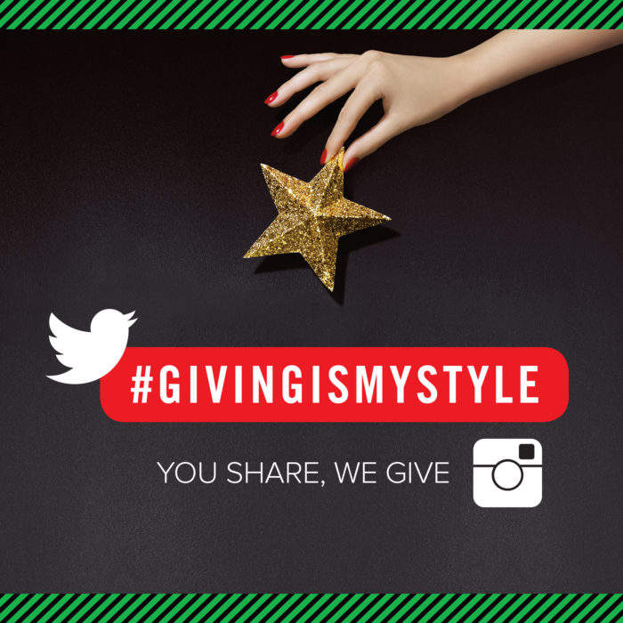 Paul Mitchell #GivingIsMyStyle