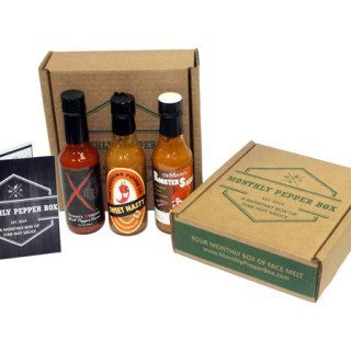 Gift Idea: Monthly Pepper Box