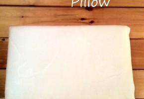 The Sleep With Us Pillow