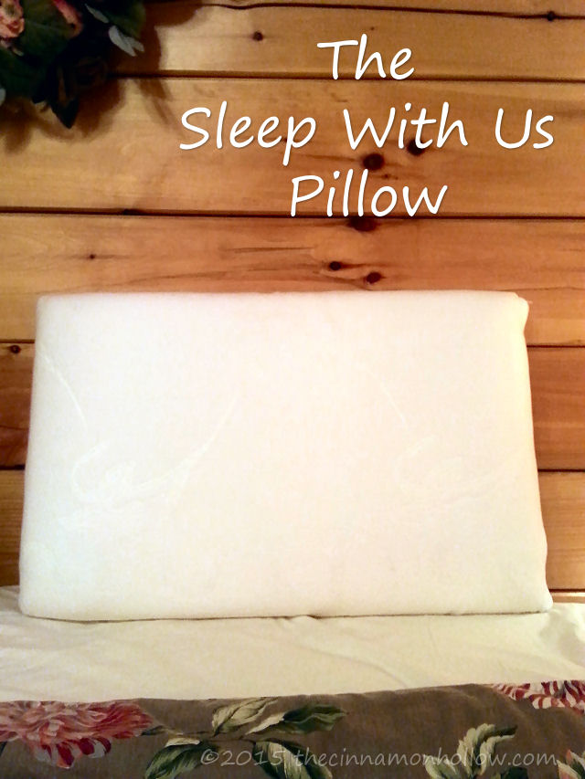 Gift Idea: The Sleep With Us Pillow