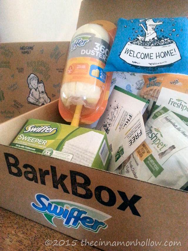 Swiffer And Your Child's First Pet Welcome Home Kit