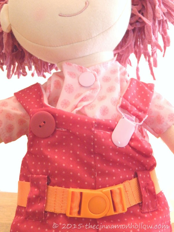 Dress Up Doll Lilli