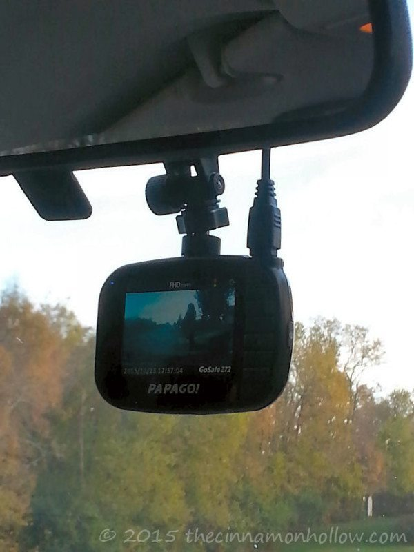 GoSafe 272 Dashcam