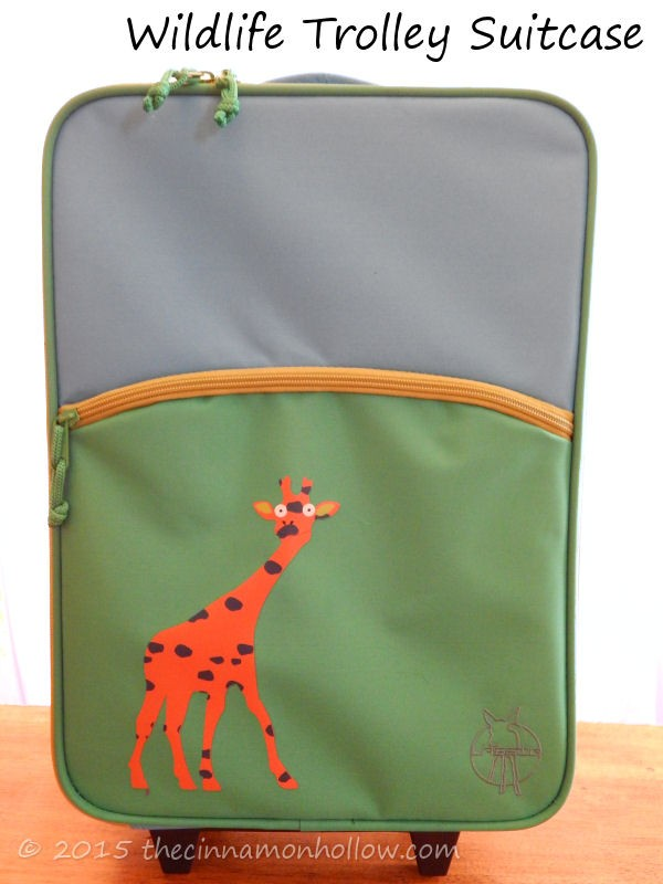 Lassig's Wildlife Trolley Suitcases
