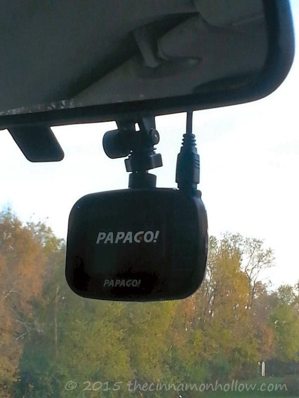GoSafe 272 Dashcam by Papago