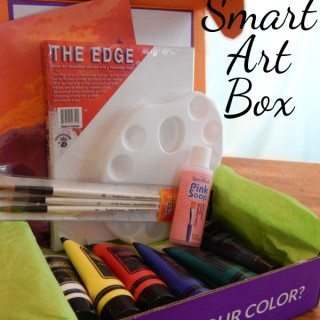 Gift Idea For Artists And Crafters: Smart Art Box