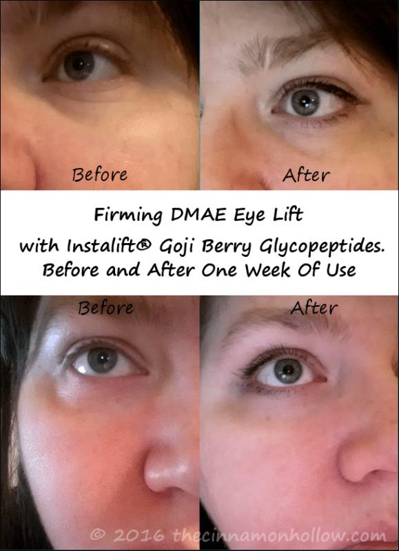 DMAE Eye Lift with Instalift® Goji Berry Glycopeptides