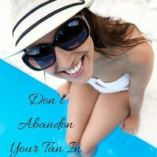 Don't Abandon Your Tan In Wintertime